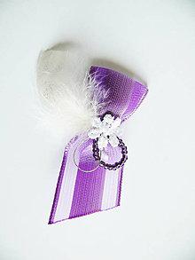 Pierka - svadobné pierka s pierkom - 6344031_