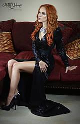 Šaty - šaty BLACK CUBE - 6348419_