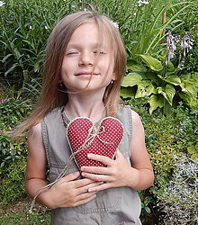Dekorácie - Srdce pre mamu - 6348734_