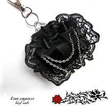 Kľúčenky - Gothický prívesok - vankúšik - 6347414_