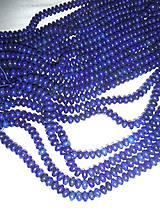 lapis lazuli korálky