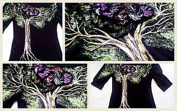 Tričká - strom Frida - 6349911_