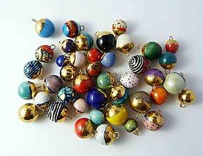 Náhrdelníky - Tana šperky - keramika/zlato, Poskladaj si svoj vlastný náhrdeľník :) - 6350063_