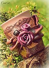 Kvitnúci čaj po druhé - hrnček