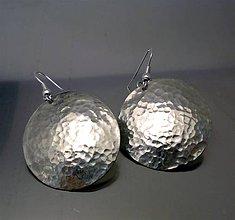 Náušnice - spln mi splň - okladivkované - 6355059_