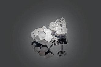 Náušnice - Názov náušníc je podľa hviezdy: LUCIDA - 6354997_