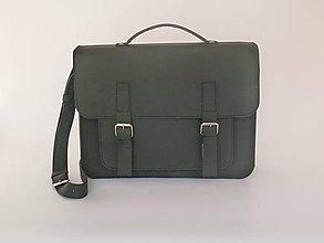 Veľké tašky - Kožená černá - 6355742_