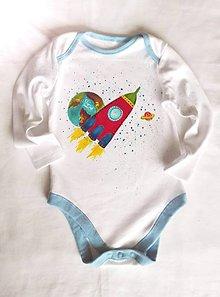 Detské oblečenie - Poletíme...... - 6354089_