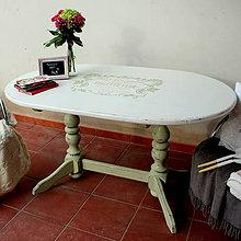 Nábytok - stôl La Belle Jardinière - 6352300_