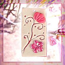 Náhrdelníky - Kvitnúca neha - 6355551_