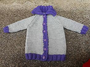 Detské oblečenie - Detský kabátik - 6358093_