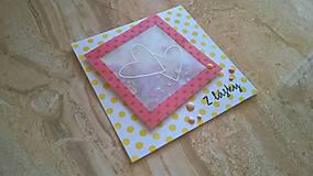 Papiernictvo - Shaker Valentínka - 6357609_