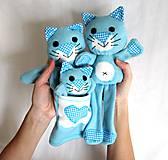 - Maňuška mačka - Rodinka Cickových z Modrákova - 6358285_