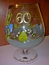 Nádoby - Jubilejné poháre - 6364430_