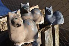 """Socha - Mačka   """"Na priedomí, na jar"""" .... . Set. - 6364519_"""