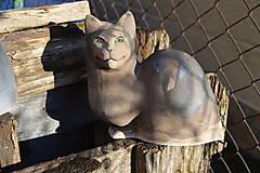 """Socha - Mačka   """"Na priedomí, na jar"""" .... . Set. - 6364711_"""
