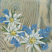 Papier - 332 kvety - 6361890_