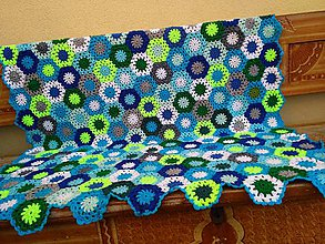 Úžitkový textil - patchWORK no.7- ihneď.... - 6362029_
