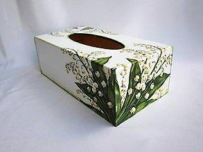 Krabičky - Konvalinky - 6368997_