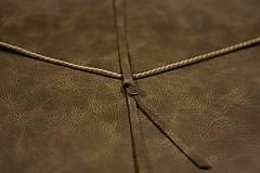 Na notebook - Kožený obal na notebook - 6365957_