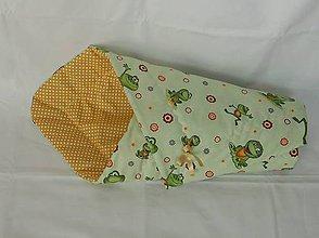 Hračky - Zavinovačka Žabky - 6371990_