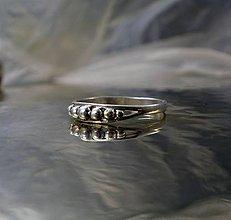 Prstene - guličkový - 6373294_