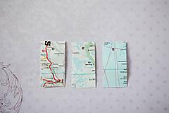 Papiernictvo - Menovky/visačky MAPA - 6372972_