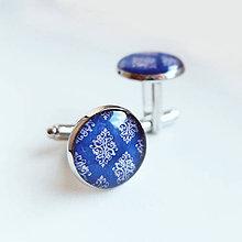 Šperky - Manžetové gombíky vintage - 6378105_