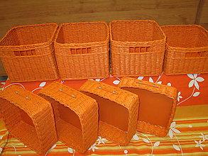 Košíky - Oranžáda - 6375590_