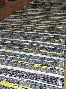 Úžitkový textil - KOBEREC tkaný 70 x150 cm - 6377805_