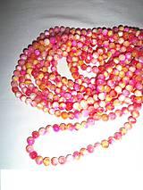 letná lúka jadeit korálky