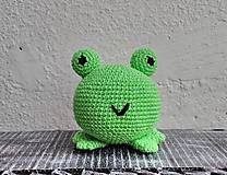 Hračky - žabička - 6378320_