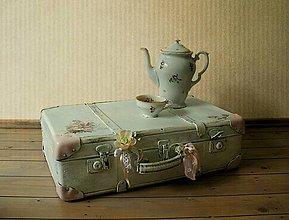 Nábytok - kufor RUŽA - 6379244_
