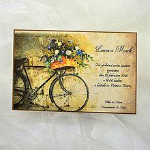 Papiernictvo - Svadobné oznámenie - 6378601_