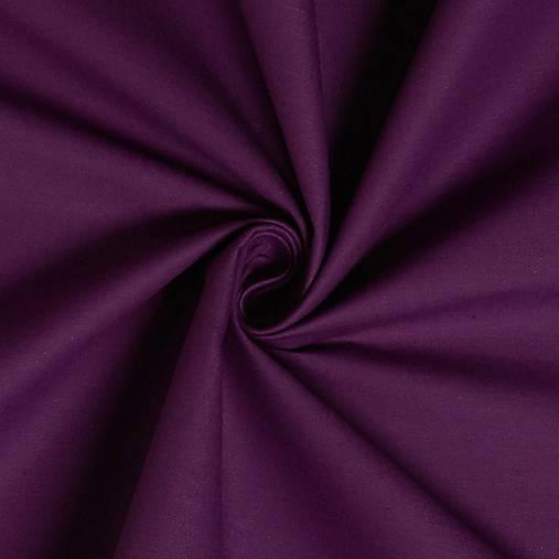 Vzor 00 - fialová jednofarebná