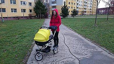 Detské doplnky - Rukávnik - 6380269_