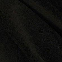 Textil - Jednofarebné podložky do kočíkov - uni čierna - 6380877_