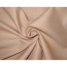 Úžitkový textil - Jednofarebná béžová - 6380920_