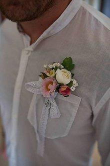 Pierka - pierko pre ženícha by michelle flowers - 6380674_