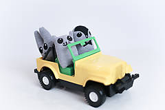 Drobnosti - Mini tulkáč mačička v krabičke - 6383955_