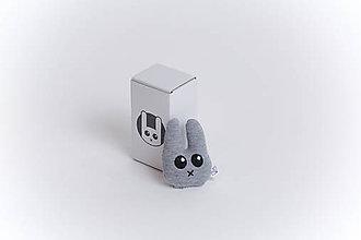 Hračky - Mini tulkáč zajko v krabičke - 6383968_