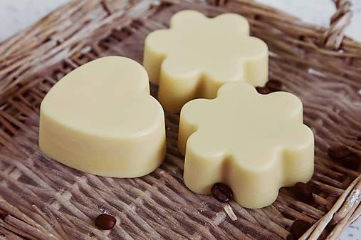 Tuhé telové maslo - kávové