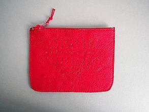 Peňaženky - Peněženka srdíčkovka - 6382764_