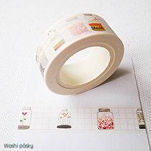 Papier - zázračné zaváraniny - 6381168_
