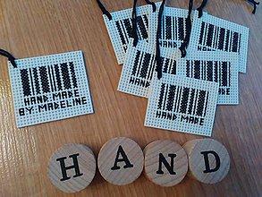 Nezaradené - štítky s čiarovým kódom - 6379575_
