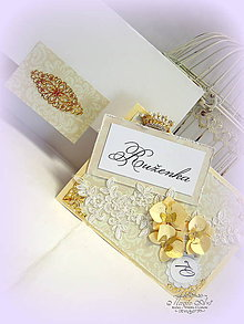 Papiernictvo - Vznešená krása... - 6382768_
