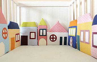 Textil - Domy z Farebnej ulice - 6382497_