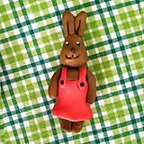 Hračky - (nielen) Veľkonočné zajace - 6383330_
