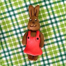 Hračky - (nielen) Veľkonočné zajace (veľkonočná zajačica) - 6383330_