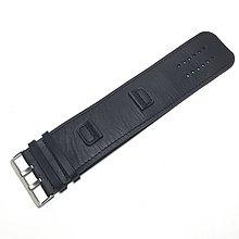Náramky - Kožený remienok na hodinky - 6384259_